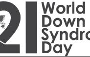 Dia mundial di Síndrome di Down